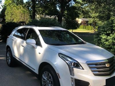 2017 Cadillac XT5 lease in East Northport,NY - Swapalease.com