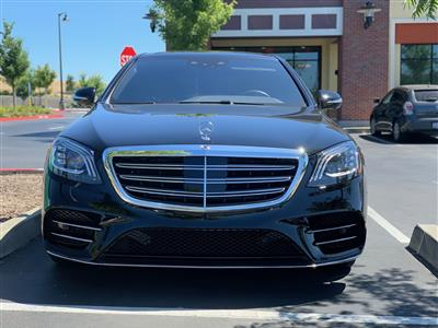 2019 Mercedes-Benz S-Class lease in Lincoln,CA - Swapalease.com