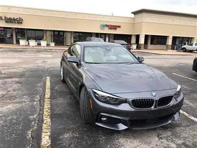 2018 BMW 4 Series lease in Houston,TX - Swapalease.com