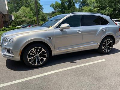 2018 Bentley Bentayga lease in Vestavia,AL - Swapalease.com
