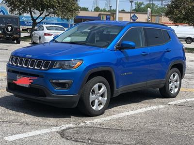 2019 Jeep Compass lease in North Olmsted,OH - Swapalease.com