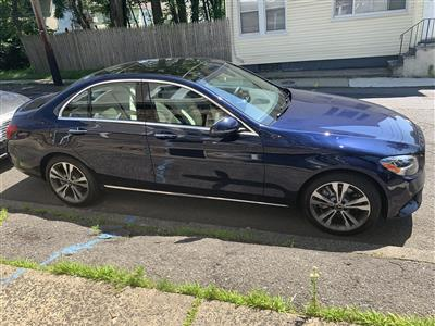 2019 Mercedes-Benz C-Class lease in Vauxhall,NJ - Swapalease.com