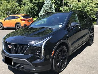 2019 Cadillac XT4 lease in Freehold,NJ - Swapalease.com