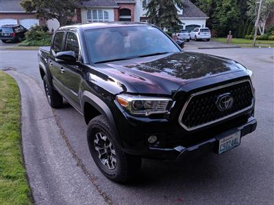 2018 Toyota Tacoma lease in Bellevue,WA - Swapalease.com