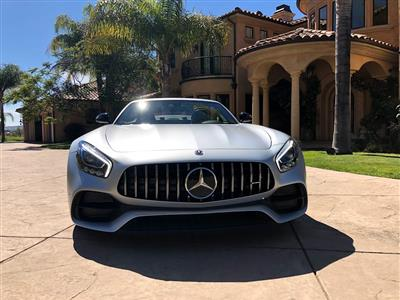 2018 Mercedes-Benz AMG GT lease in Thousand Oaks,CA - Swapalease.com