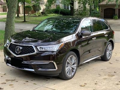 2019 Acura MDX lease in BARTLETT,IL - Swapalease.com