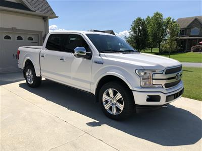 2018 Ford F-150 lease in Chambersburg,PA - Swapalease.com