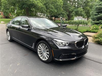 2018 BMW 7 Series lease in Birmingham,MI - Swapalease.com