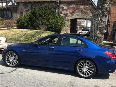 2018 Mercedes-Benz C-Class lease in Greenwich,CT - Swapalease.com