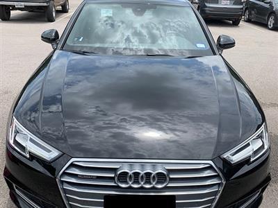 2018 Audi A4 lease in Austin,TX - Swapalease.com