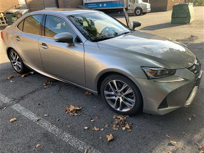2019 Lexus IS 300 lease in East Rutherford,NJ - Swapalease.com