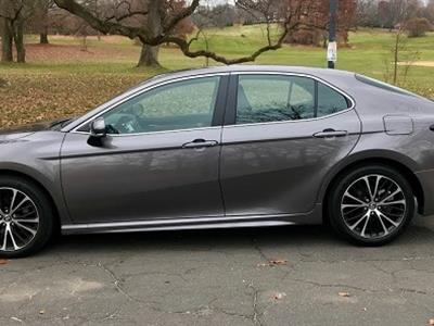 2018 Toyota Camry lease in Clifton,NJ - Swapalease.com