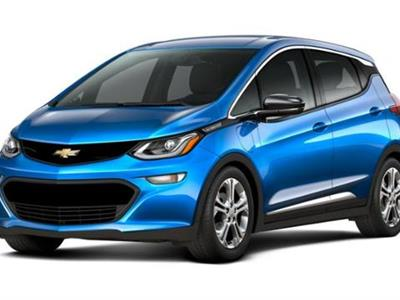 2018 Chevrolet Bolt EV lease in Mountain View,CA - Swapalease.com