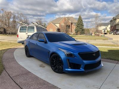 2018 Cadillac CTS-V lease in West Bloomfield,MI - Swapalease.com