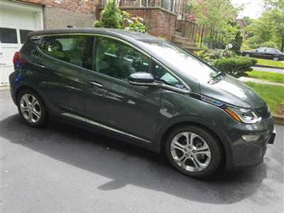 2018 Chevrolet Bolt EV lease in Chestnut Hill,MA - Swapalease.com