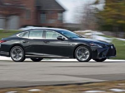 2018 Lexus LS 500 lease in Monscy,NY - Swapalease.com