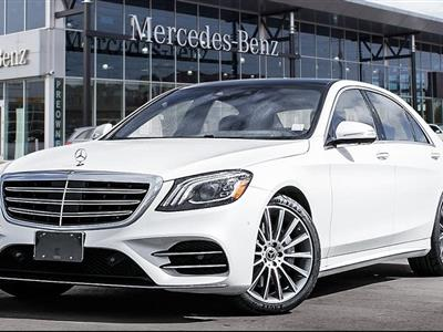 2019 Mercedes-Benz S-Class lease in Pembroke Pines,FL - Swapalease.com