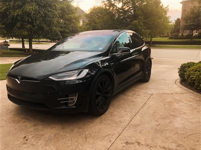 2018 Tesla Model X lease in Frisco ,TX - Swapalease.com