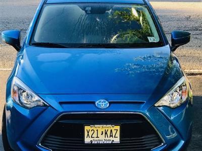 2018 Toyota Yaris iA lease in Bernardsville,NJ - Swapalease.com