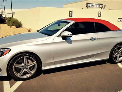 2018 Mercedes-Benz C-Class lease in Maricopa,AZ - Swapalease.com