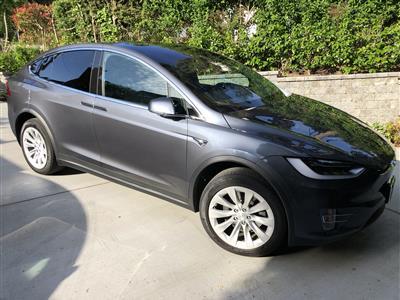 2018 Tesla Model X lease in Burien,WA - Swapalease.com