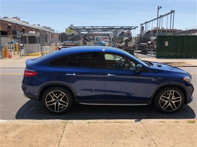 2017 Mercedes-Benz GLE-Class Coupe lease in New York,NY - Swapalease.com