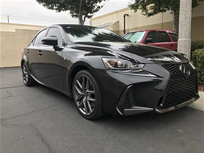 2017 Lexus IS 200t F Sport lease in Torrance,CA - Swapalease.com