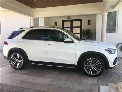 2020 Mercedes-Benz GLE-Class lease in Coral Gables,FL - Swapalease.com