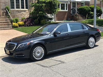 2017 Mercedes-Benz S-Class Maybach lease in Queens Village,NY - Swapalease.com