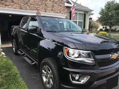 2018 Chevrolet Colorado lease in Barnegat,NJ - Swapalease.com