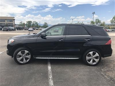 2018 Mercedes-Benz GLE-Class lease in Westminster,CO - Swapalease.com