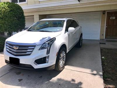 2018 Cadillac XT5 lease in DALLAS,TX - Swapalease.com