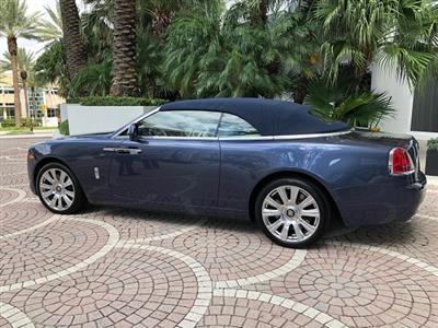 2017 Rolls-Royce Dawn lease in Ft. Lauderdale,FL - Swapalease.com