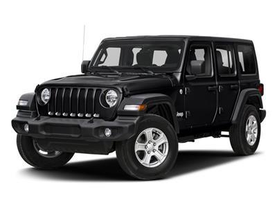2018 Jeep Wrangler Unlimited lease in Chicago,IL - Swapalease.com