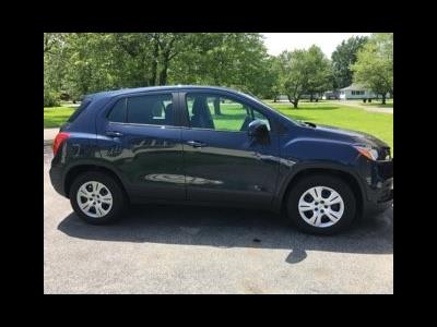 2018 Chevrolet Trax lease in Lancaster,NY - Swapalease.com