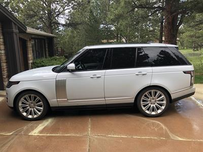 2018 Land Rover Range Rover lease in Boulder,CO - Swapalease.com