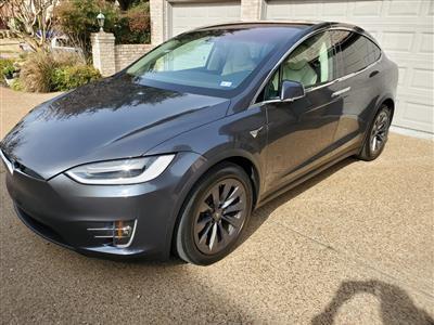 2018 Tesla Model X lease in MANSFIELD,TX - Swapalease.com