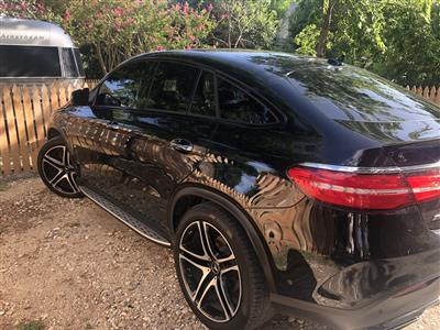 2018 Mercedes-Benz GLE-Class Coupe lease in Austin,TX - Swapalease.com
