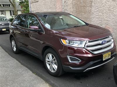 2017 Ford Edge lease in Ridgefield,NJ - Swapalease.com