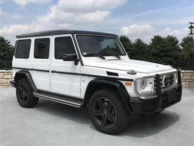2017 Mercedes-Benz G-Class lease in Johnston,IA - Swapalease.com