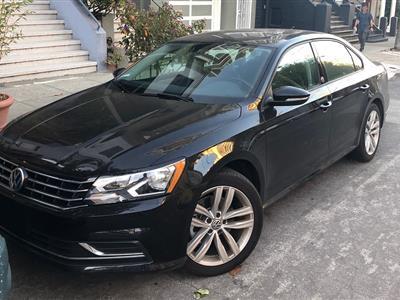 2019 Volkswagen Passat lease in San Francisco,CA - Swapalease.com