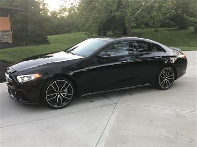 2019 Mercedes-Benz CLS Coupe lease in Cincinnati,OH - Swapalease.com