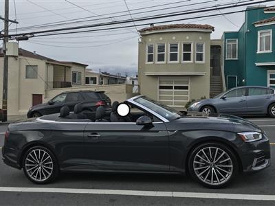 Audi San Francisco >> Audi Lease Deals In San Francisco California Swapalease Com
