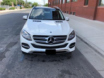 2019 Mercedes-Benz GLE-Class lease in Minneapolis,MN - Swapalease.com