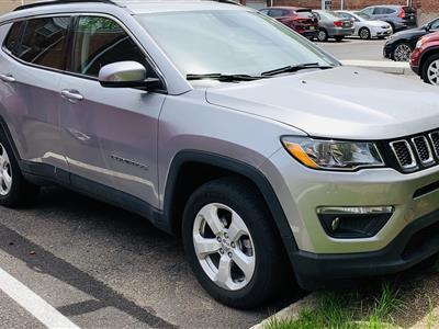 2019 Jeep Compass lease in Bergenfield,NJ - Swapalease.com