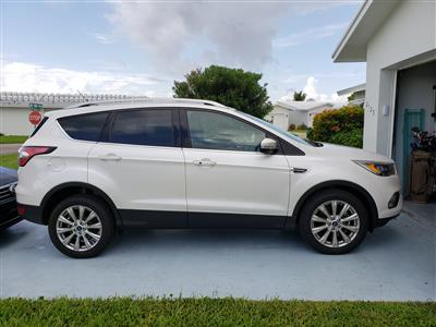 2017 Ford Escape lease in Boynton Beach,FL - Swapalease.com