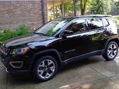 2018 Jeep Compass lease in Shelby Twp,MI - Swapalease.com