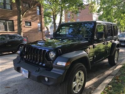 2018 Jeep Wrangler Unlimited lease in Prospect Heights,IL - Swapalease.com