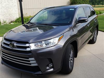 2018 Toyota Highlander lease in Fort Wayne,IN - Swapalease.com