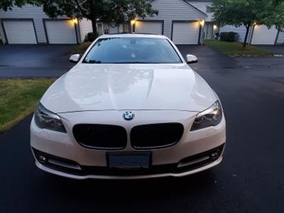 2016 BMW 5 Series lease in Chicago,IL - Swapalease.com